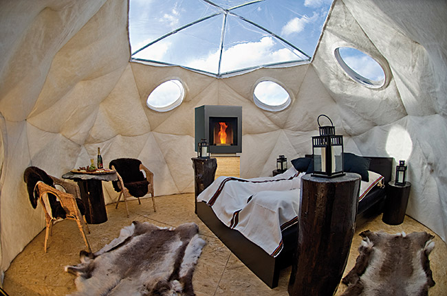 Igloo Bedroom